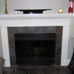 original 94 wood fireplace