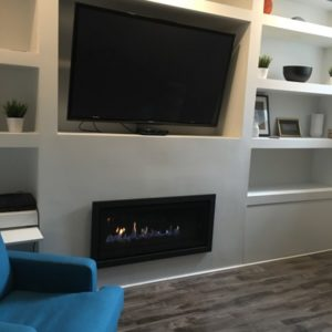 Project Gallery Fireplace West